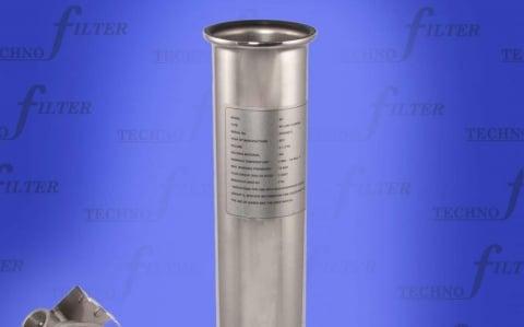 Filterkaarshuis industrieel