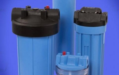 Filtergehäuse Kunststoff