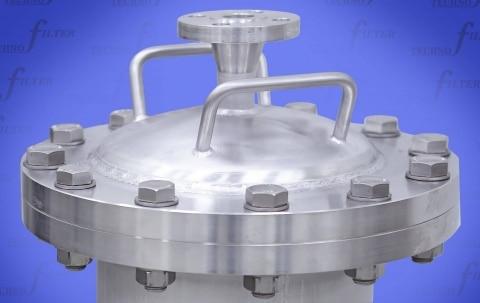 Spezial-Filtergehäuse PED