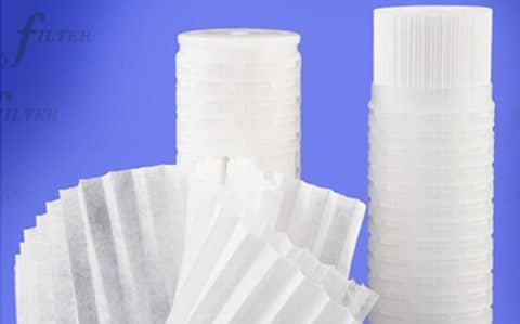 Filter cartridges for particles