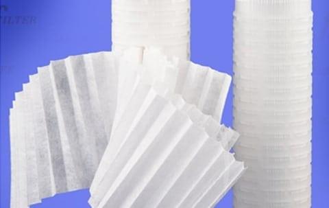 Filterkaars voor deeltjes